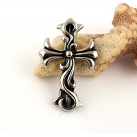 Stainless steel pendant ,cross