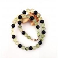 """Necklace """"Black Swan""""2"""