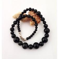 """Necklace """"Black Swan""""1"""