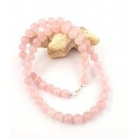 "Necklace ""Pink Love"""