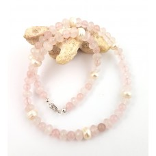 """Necklace """"Pink Love""""1"""