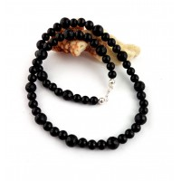 "Necklace ""Black Swan""4"