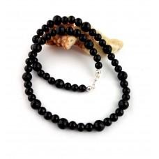 """Necklace """"Black Swan""""4"""