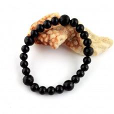 """Turmaline Bracelet """"Black Swan""""2"""