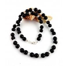 """Necklace """"Black Swan""""3"""