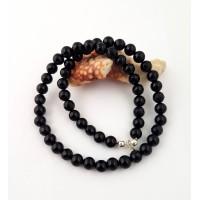 """Necklace """"Black Swan""""7"""