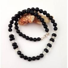 """Necklace """"Black Swan""""8"""