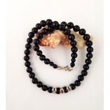 """Necklace """"Black Swan""""6"""
