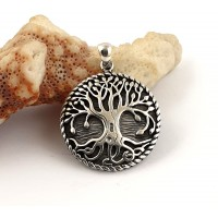"""Silver Pedant """"Tree of Life"""""""
